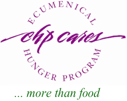 EHP  Ecumenical Hunger Program